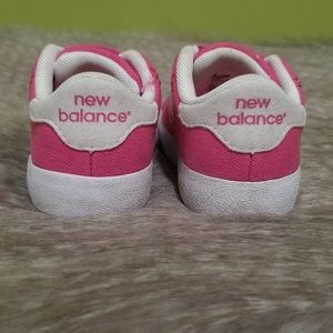 New Balance Shoes - Pink New Balance size 3 toddler/baby
